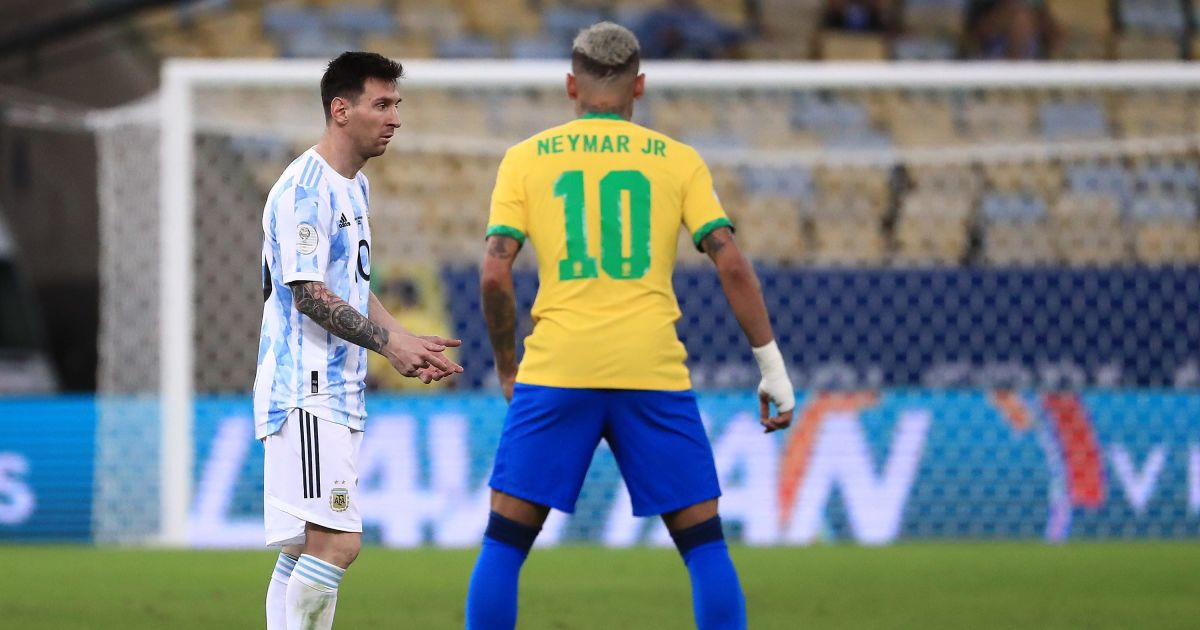 Brazil v Argentina: Stars will be absent due to Corona restriction