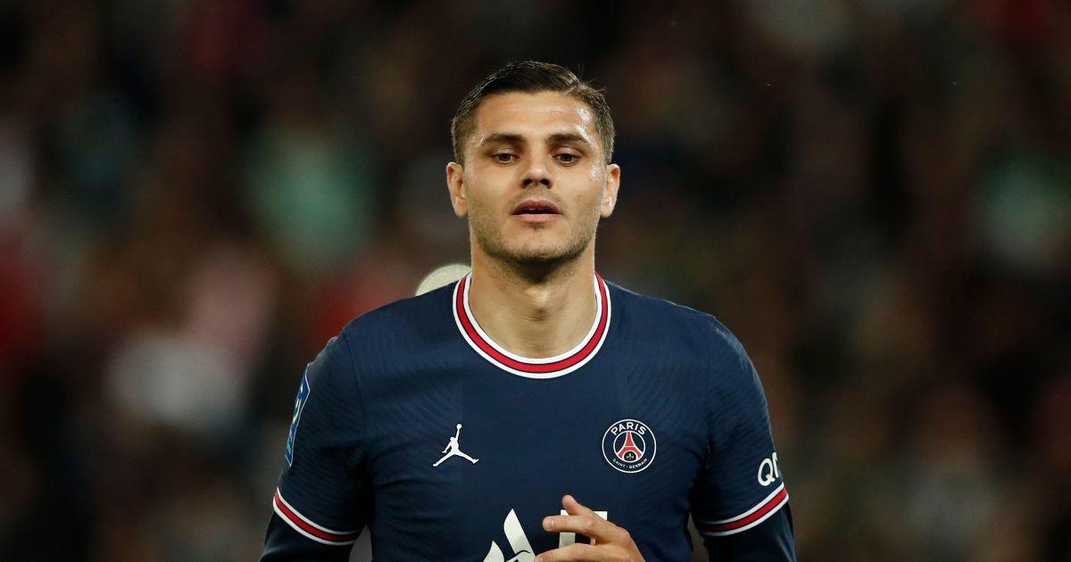 Paris Saint.Germain: Icardi is expected to replace Leo Messi against Metz