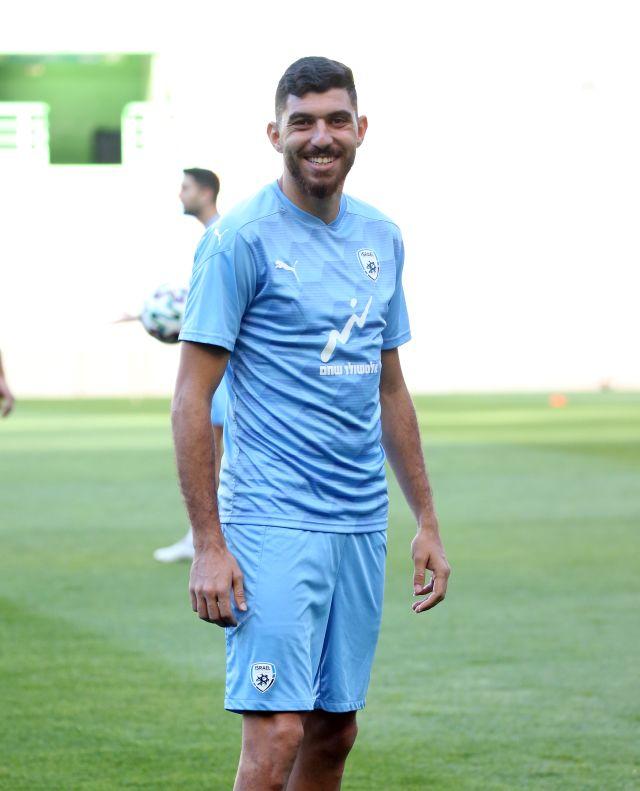 מכבי תל אביב עידן נחמיאס חתם אוסאמה חלאילה מבני סכנין סיכם ספורט 1