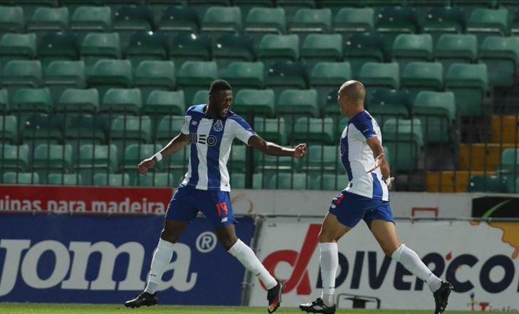 פורטו התקרבה לאליפות עם 0:1 על פאסוס פריירה