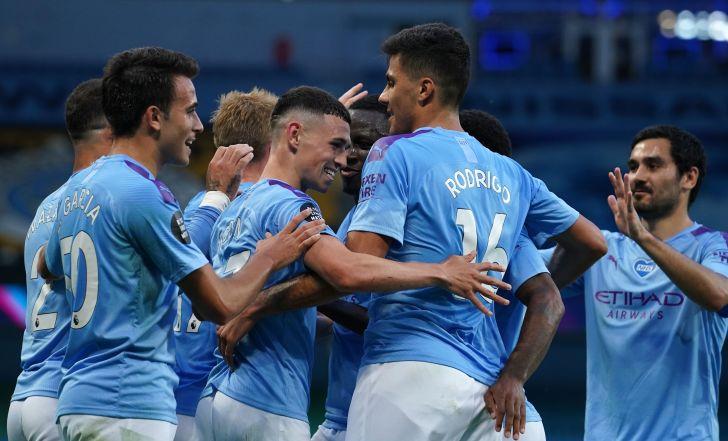 מנצ'סטר סיטי דרסה 0:4 את ליברפול
