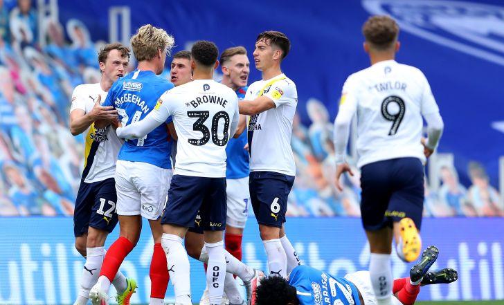 1:1 בין פורטסמות' לאוקספורד במשחק הראשון בפלייאוף העלייה לצ'מפיונשיפ