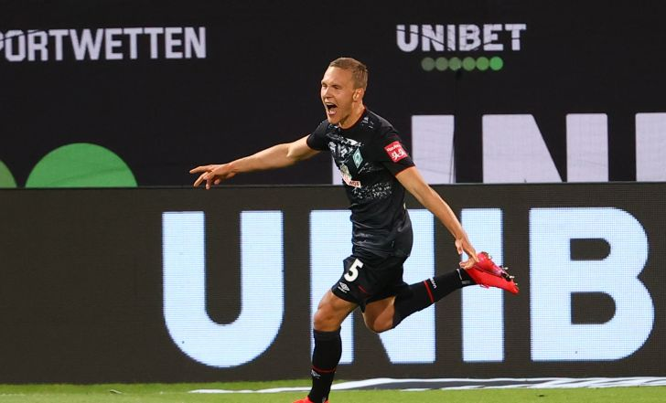 אחרי דרמת ענק בסיום: ורדר ברמן שרדה בבונדסליגה עם 2:2 מול היידנהיים