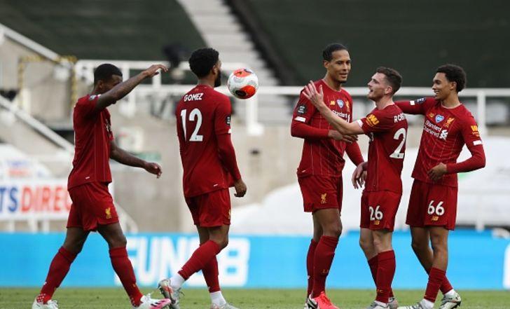ליברפול סיימה עונה עם 1:3 על ניוקאסל, שערים יפים למאנה ואוריגי
