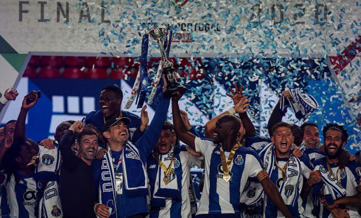 זכתה בדאבל: פורטו ניצחה את בנפיקה בגמר הגביע
