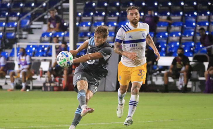 מינסוטה הביסה 1:4 את סן חוזה והעפילה לחצי גמר טורניר ה-MLS