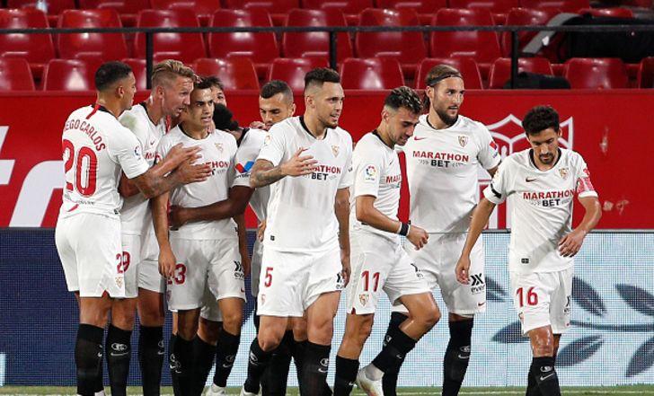 סביליה ברבע הגמר אחרי 0:2 גדול על רומא