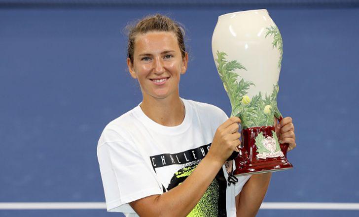 ויקטוריה אזרנקה זכתה בטורניר סינסינטי מבלי לשחק