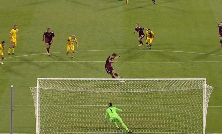 לטביה החמיצה פנדל וסיימה ב-0:0 ביתי נגד אנדורה
