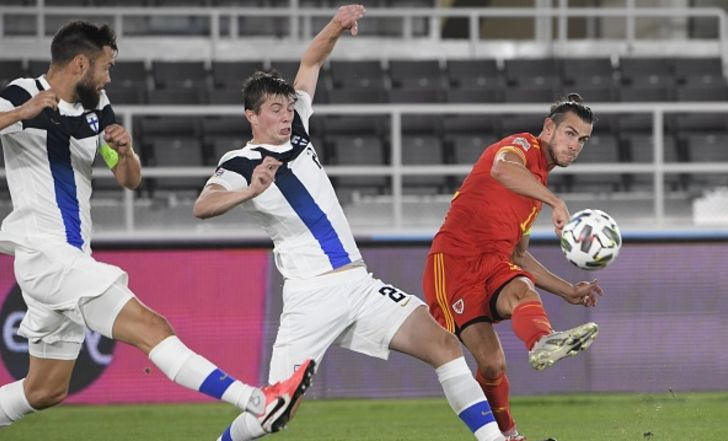 בייל שיחק 45 דקות, וויילס ניצחה 0:1 בפינלנד
