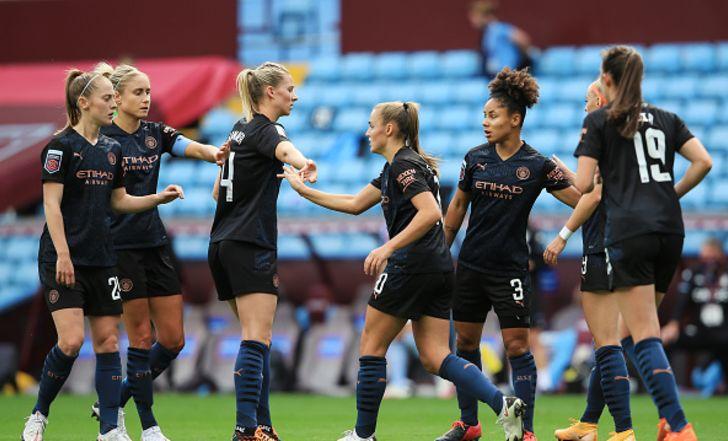 אסטון וילה ספגה שערים מביכים, 2:0 למנצ'סטר סיטי (נשים)