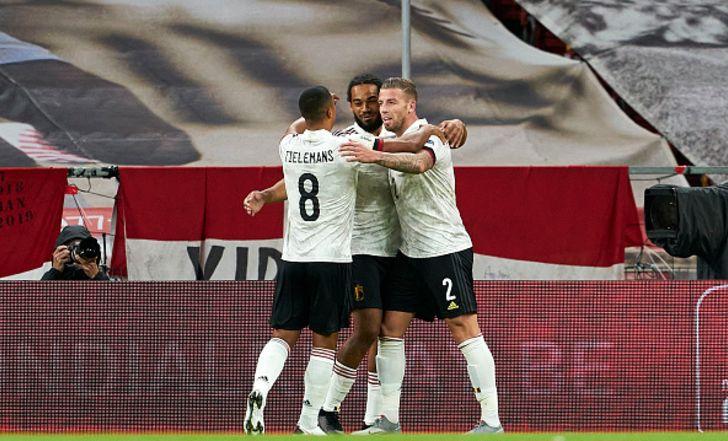 בלגיה ניצחה 0:2 את דנמרק, שער ובישול למרטנס