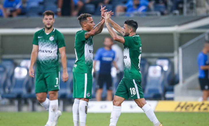 1:3 למכבי חיפה על ז'לייזניצ'אר, שערים אדירים לשרי ואשכנזי
