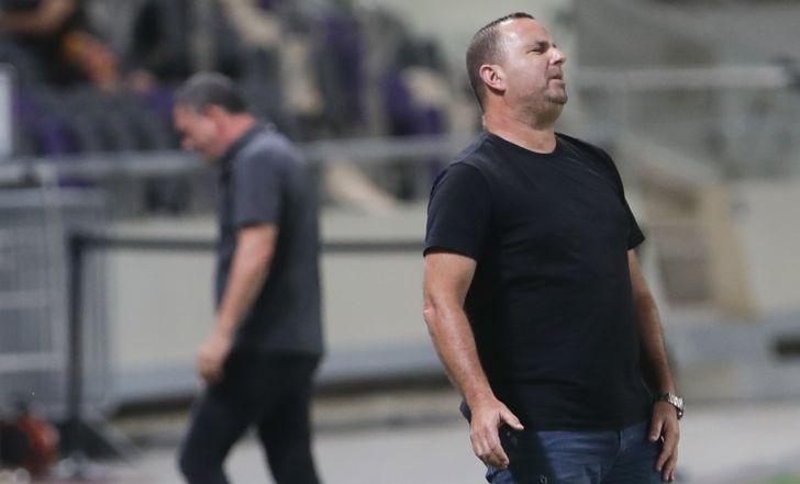 """ניר קלינגר, רן בן שמעון ורועי גורדנה מסכמים את ה-0:2 של אשדוד נגד הפועל ת""""א"""