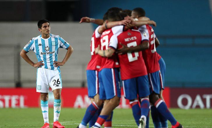 נאסיונל שמרה על מאזן מושלם וקלקלה לראסינג עם 0:1 בארגנטינה