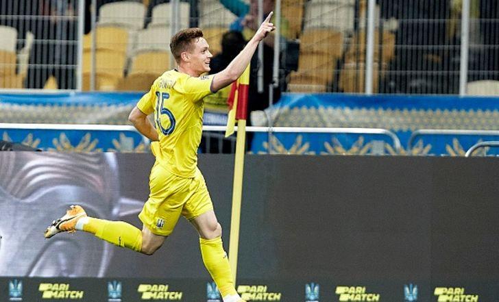 ציגנקוב הדהים את ספרד והעניק לאוקראינה ניצחון 0:1