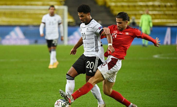 3:3 משוגע בין גרמניה לשווייץ, שער מדהים עם העקב לגנאברי