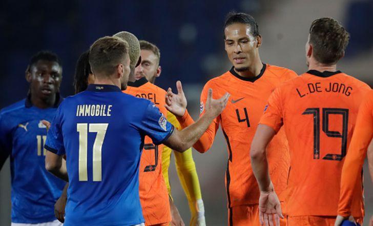 1:1 בין איטליה להולנד בליגת האומות