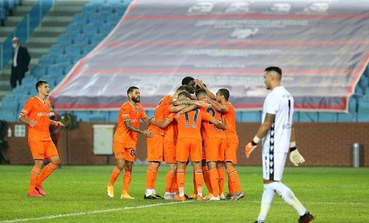 בשאקשהיר ניצחה 0:2 את טרבזונספור, וישקה כבש שער אדיר