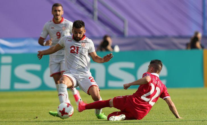 צפו ב-2:2 בין סרביה למקדוניה