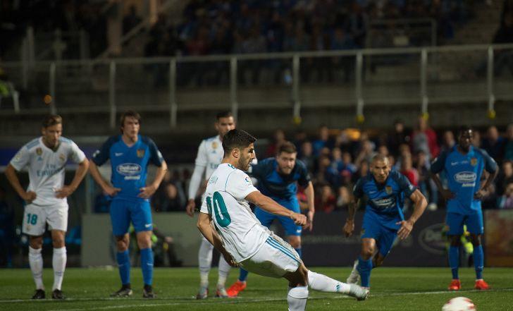 צפו בתקציר: 0:2 לריאל מדריד בגביע על פואנלבראדה