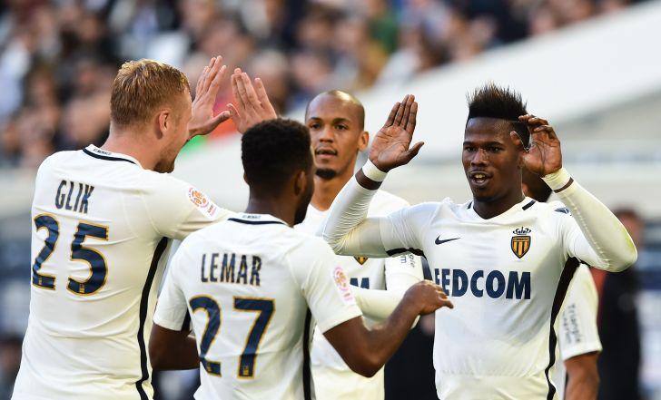צפו בתקציר: מונאקו ניצחה 1:2 ועלתה לחצי גמר גביע הליגה בצרפת