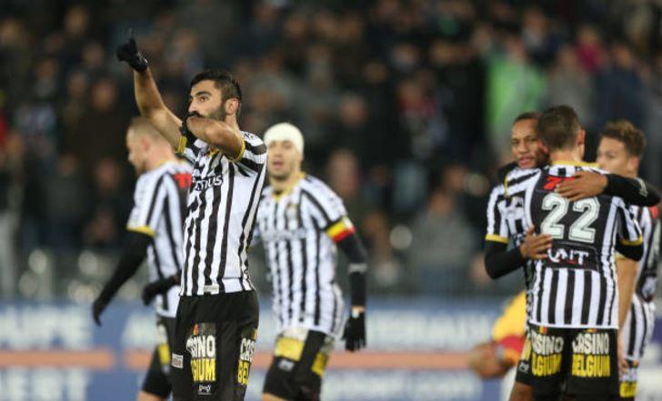 צפו ב-0:2 של שרלרואה על בוורן בליגה הבלגית