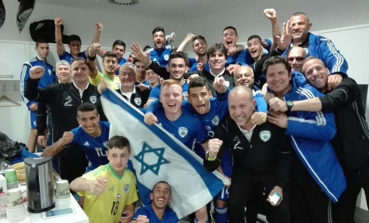 לא כל יום אנחנו באליפות אירופה: הכירו את דור העתיד