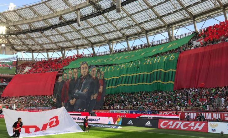 צפו במצעד שערי המחזור ה-9 בליגה הרוסית