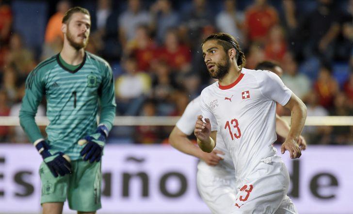 צפו בתקציר: טעות קשה לדה חאה, 1:1 לספרד מול שווייץ