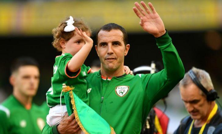 צפו בתקציר: אירלנד ניצחה, ג'ון אושיי פרש בדמעות