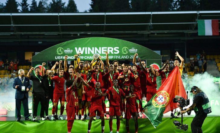 צפו בתקציר: פורטוגל אלופת אירופה עד גיל 19 אחרי 3:4 על איטליה