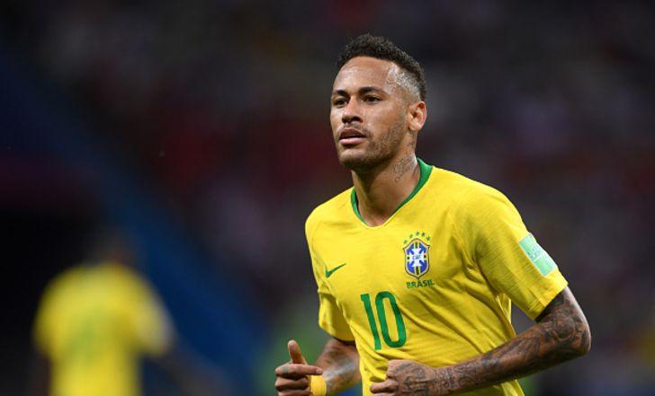 צפו בתקציר: 0:1 לברזיל על אורוגוואי משער של ניימאר