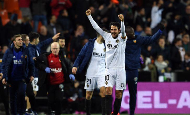 צפו בתקציר: שני שערים בתוספת הזמן סידרו לוולנסיה את הכרטיס לחצי גמר הגביע