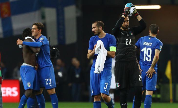 צפו בתקציר: איטליה פתחה קמפיין ברגל ימין עם 0:2 על פינלנד