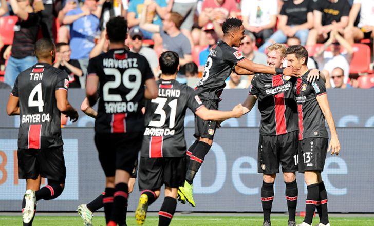 צפו בתקציר: לברקוזן לא התקשתה ב-0:2 על נירנברג החלשה