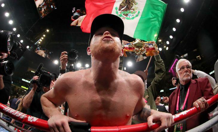 צפו: קאנלו אלבארס ניצח את דניאל ג'ייקובס בקרב השנה