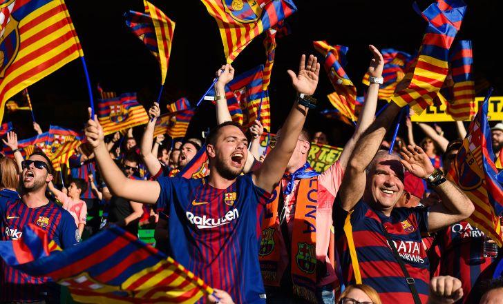 חצי גמר פלייאוף סל ספרדי משחק מספר 2: ברצלונה – סראגוסה