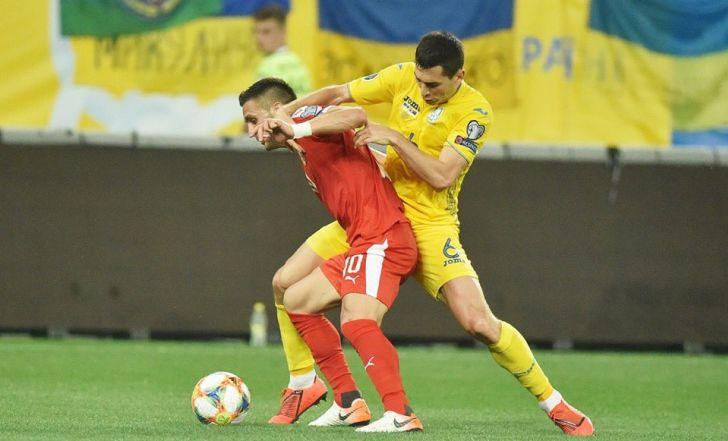 צפו בתקציר: אוקראינה הפתיעה את סרביה עם 0:5 מוחץ