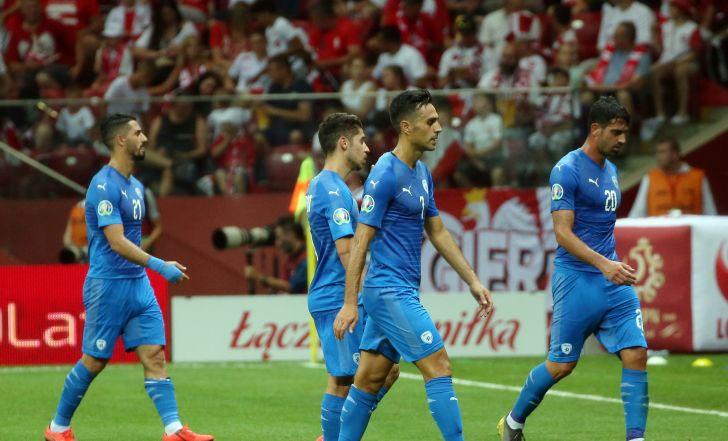 צפו בתקציר: זהבי החמיץ והרוש טעה, ישראל הובסה 4:0 בפולין