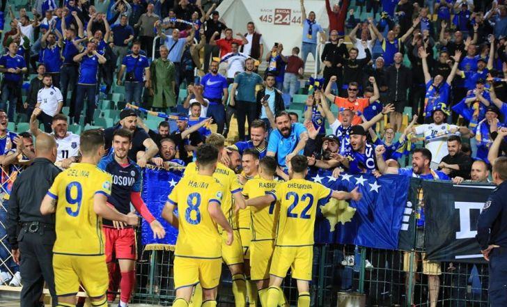 צפו בכל השערים: סלובניה הביסה את לטביה, קוסובו עדיין בלתי מנוצחת