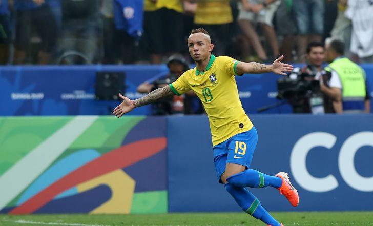 צפו בתקציר: שערים אדירים לוויליאן ואברטון, 0:5 ענק לברזיל על פרו