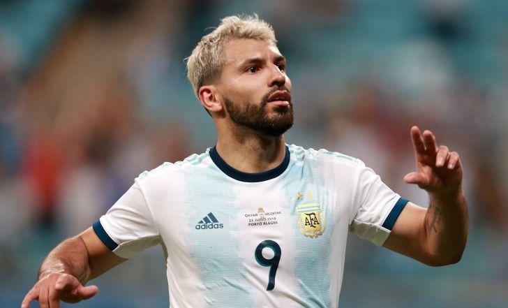 צפו בתקציר: אגוארו להט, ארגנטינה ברבע הגמר לאחר 0:2 על קטאר