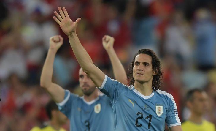 צפו בתקציר: אורוגוואי עלתה לראשות הבית לאחר ניצחון דרמטי על צ'ילה