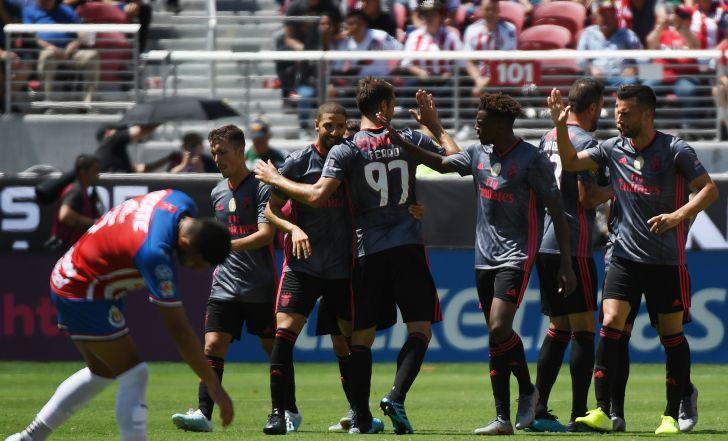 צפו בתקציר: בנפיקה ניצחה 0:3 את גוואדלאחרה בגביע האלופות
