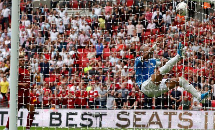 הצלת השנה בעולם: צפו בביצוע הווירטואוזי של קייל ווקר, שמנע מליברפול שער ניצחון בדקה ה-93