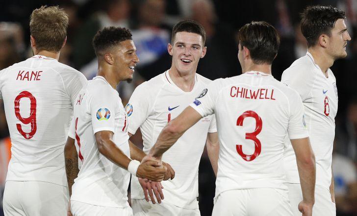 צפו בתקציר: חגיגת שערים מטורפת בניצחון של אנגליה על קוסובו