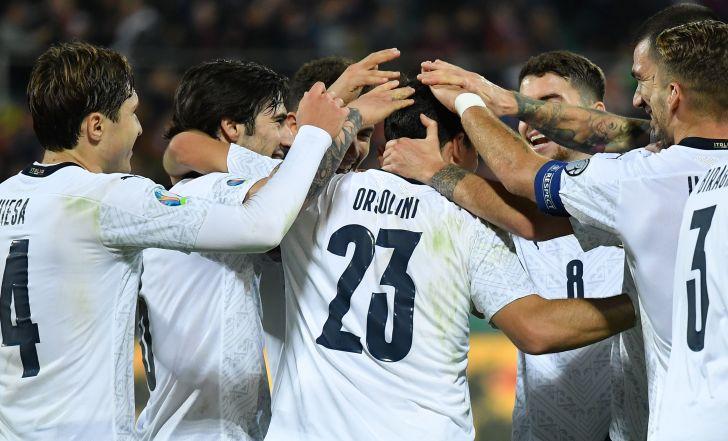 צפו בתקציר: 1:9 היסטורי לנבחרת איטליה על ארמניה