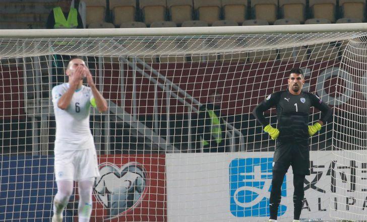 צפו בתקציר: ישראל סיימה קמפיין עגום עם 1:0 בחוץ מול מקדוניה הצפונית