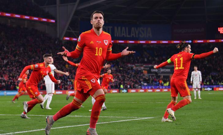 צפו בתקציר: צמד לראמזי, וויילס עלתה ליורו לאחר 0:2 על הונגריה